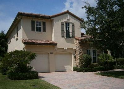 Palm Beach Gardens Single Family Home For Sale: 824 Madison Court