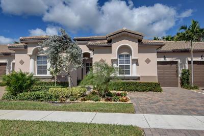 Delray Beach Single Family Home For Sale: 14840 Via Porta