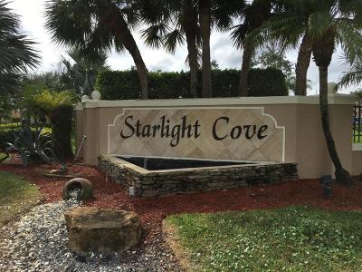 Boynton Beach Single Family Home For Sale: 12400 Sand Wedge Drive