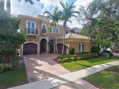 Boca Raton Single Family Home For Sale: 17771 Lake Azure Way