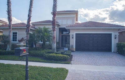 West Palm Beach Single Family Home For Sale: 10628 Hollow Bay Terrace