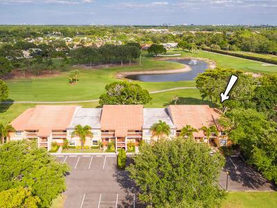 Palm Beach Gardens Condo Contingent: 12870 Briarlake Drive #206