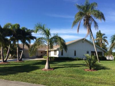 Port Saint Lucie, Saint Lucie West Single Family Home For Sale: 2198 SE Bersell Road