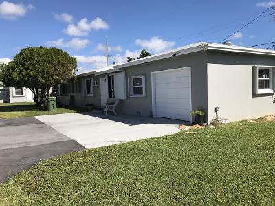 Lake Worth Multi Family Home For Sale: 26 Wisconsin Street #1-7