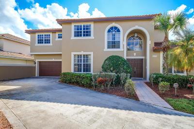 Boca Raton Single Family Home Contingent: 20958 Avenel Run