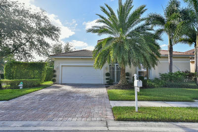 West Palm Beach Single Family Home For Sale: 8312 Pine Cay