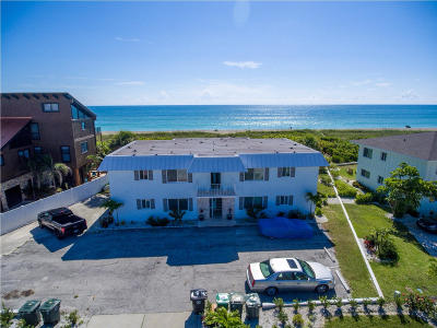 Fort Pierce Multi Family Home Contingent: 1144 S Ocean Drive