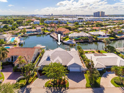 Singer Island Single Family Home For Sale: 1181 Morse Boulevard