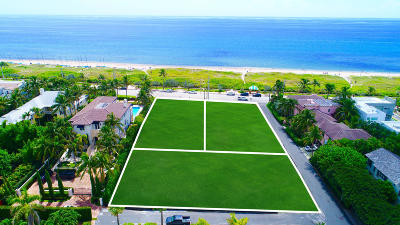 Broward County, Palm Beach County Residential Lots & Land For Sale: 316 Ocean Boulevard