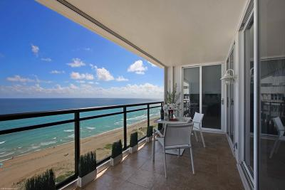Whitehall Condo Condo For Sale: 2000 S Ocean Boulevard #Ph-B