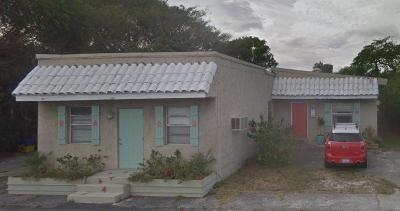 Delray Beach Multi Family Home For Sale: 130 SE 1st Avenue