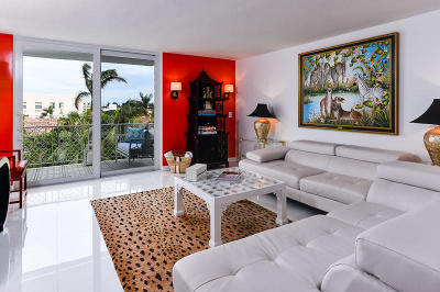 Palm Beach Condo For Sale: 354 Chilean Avenue #5e