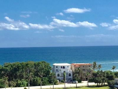 Highland Beach Condo For Sale: 4740 S Ocean Boulevard #1211