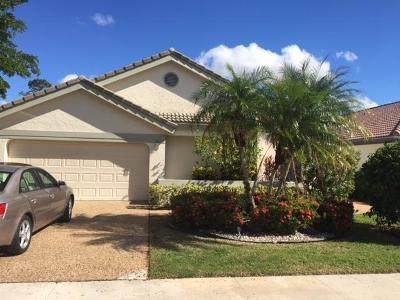 Boca Raton Single Family Home For Sale: 21386 Bridge View Drive