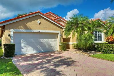 Boynton Beach Single Family Home For Sale: 12247 Congressional Avenue