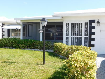 Pompano Beach Single Family Home Contingent: 3020 NW 1 Drive