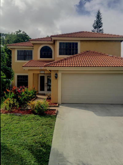 Boca Raton Single Family Home For Sale: 22171 Sands Point Drive