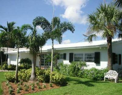Boca Raton Single Family Home For Sale: 1249 SW 12th Avenue