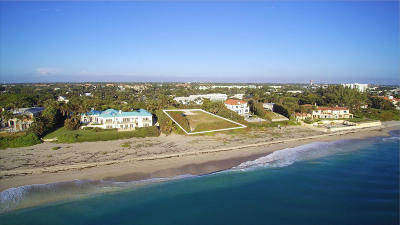 Broward County, Palm Beach County Residential Lots & Land For Sale: 3565 Ocean Boulevard
