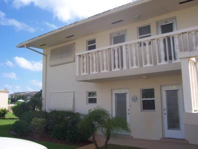 Boynton Beach Condo For Sale: 2164 NE 1st Way #201