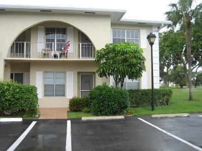 Delray Beach Condo For Sale: 13658 Via Flora #H