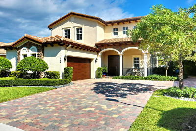 Jupiter Single Family Home For Sale: 230 Umbrella Place