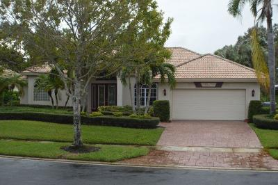 Palm City Single Family Home For Sale: 1154 SW Lighthouse Drive