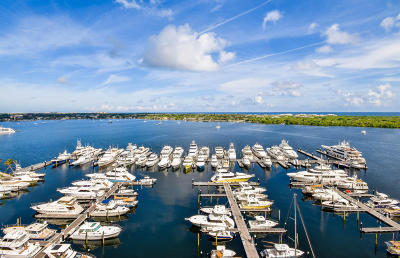 North Palm Beach Condo For Sale: 108 Lakeshore Drive #1540