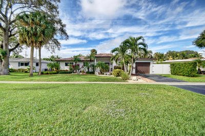 Boca Raton Single Family Home For Sale: 299 SW 7th Ave