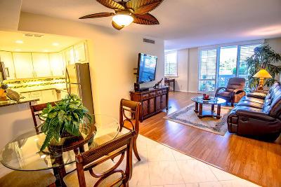 Palm Beach Condo Contingent: 2840 S Ocean Boulevard #217