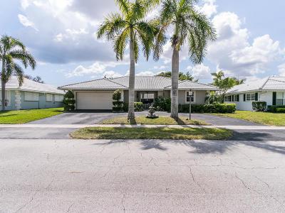 Boca Raton Single Family Home For Sale: 780 Elm Tree Lane