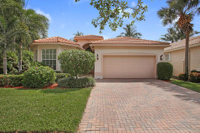 Delray Beach Single Family Home For Sale: 13610 Cambria Bay Lane