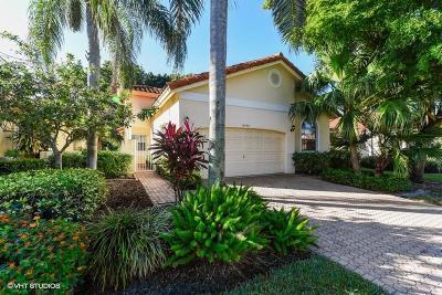 Delray Beach Single Family Home For Sale: 16440 Del Palacio Court
