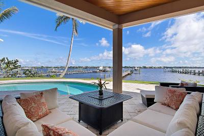 Stuart Single Family Home For Sale: 1265 SE St. Lucie Boulevard