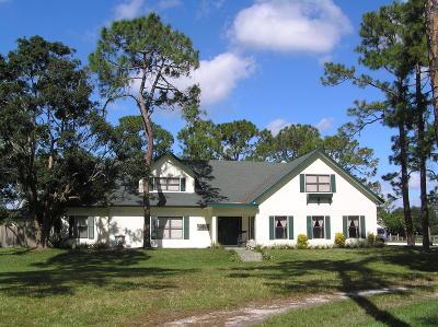 Fox Trail, Fox Trail As Single Family Home For Sale: 16949 Shetland Lane