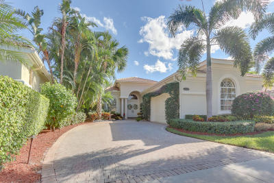 Single Family Home For Sale: 7971 Villa D Este Way