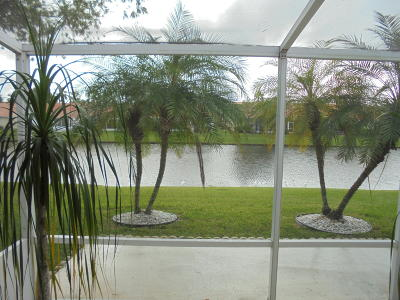 Delray Beach Townhouse For Sale: 6086 Heliconia