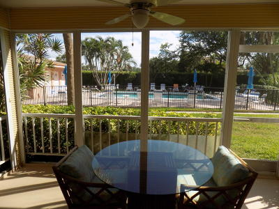 Delray Beach Condo For Sale: 2829 Florida Boulevard #105