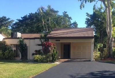 Boca Raton Single Family Home For Sale: 21896 Cypress Circle #35-B