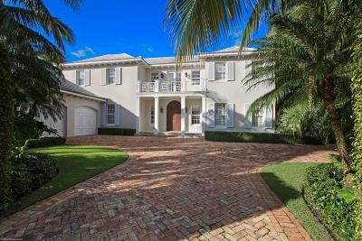 Palm Beach Single Family Home For Sale: 231 Nightingale Trail