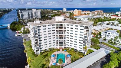 Delray Beach Condo For Sale: 86 Macfarlane Drive #8 H