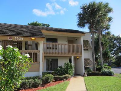 Boynton Beach Rental For Rent: 5324 Cedar Lake Drive #204