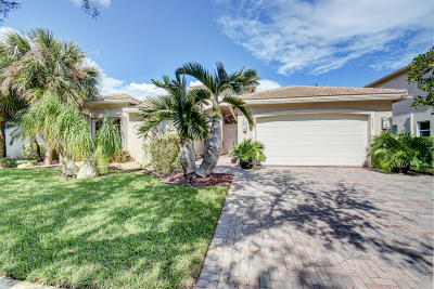 Delray Beach Single Family Home For Sale: 7349 Carmela Way