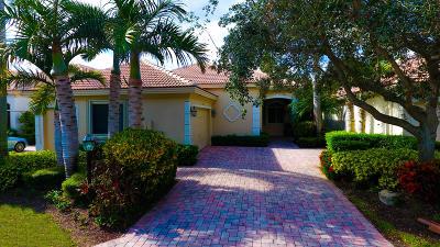 Boca Raton Single Family Home For Sale: 7150 Mallorca Crescent