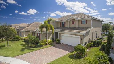 Lake Worth Single Family Home For Sale: 9412 Wrangler Drive