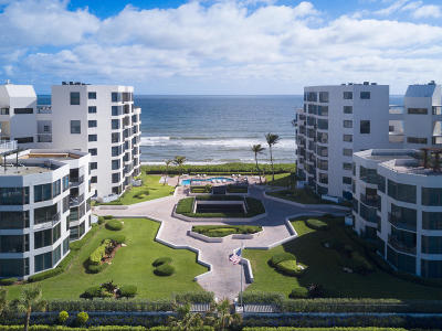 Highland Beach Condo For Sale: 2565 S Ocean Boulevard #105-N