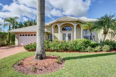Boca Raton Single Family Home For Sale: 19497 Preserve Drive