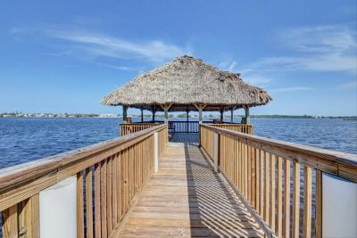 Lake Worth Single Family Home For Sale: 203 Lakeshore Drive #203