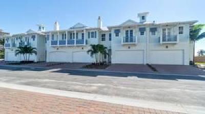 Juno Beach Townhouse Contingent: 116 Ocean Breeze Drive