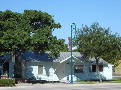 Lake Worth Single Family Home For Sale: 532 S C Street